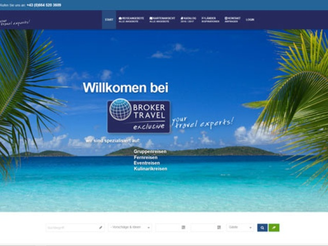 Brokertravel exclusive
